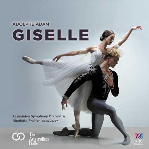 Fraillon: Adolphe Adam - Giselle (FLAC)