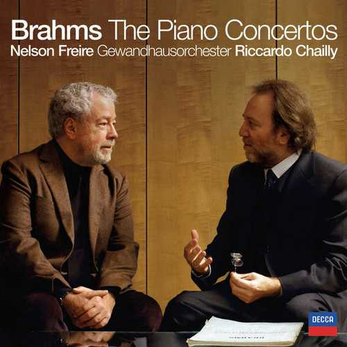 Freire, Chailly: Brahms - The Piano Concertos (FLAC)