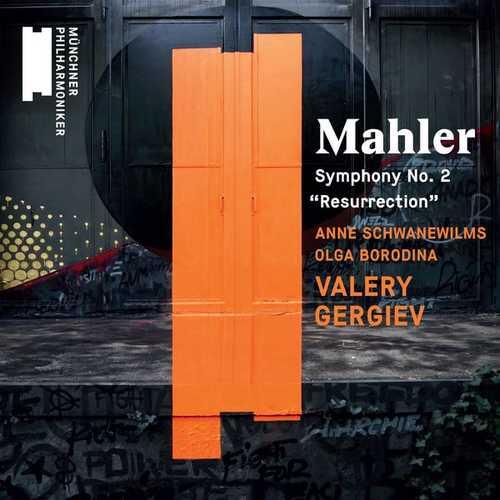 """Gergiev: Mahler - Symphony no.2 """"Resurrection"""" (24/48 FLAC)"""
