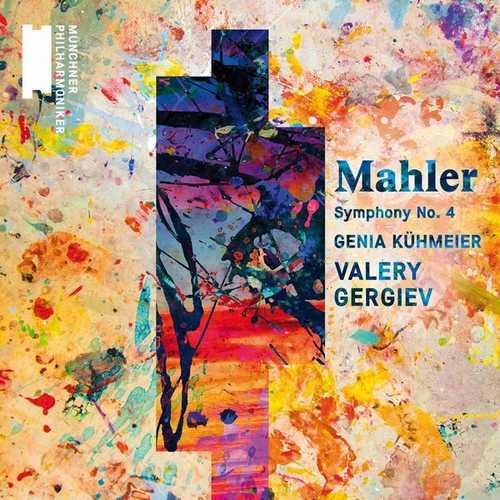 Gergiev: Mahler - Symphony no.4 (24/96 FLAC)