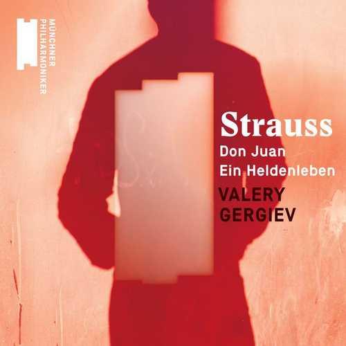 Gergiev: Strauss - Don Juan, Ein Heldenleben (24/44 FLAC)
