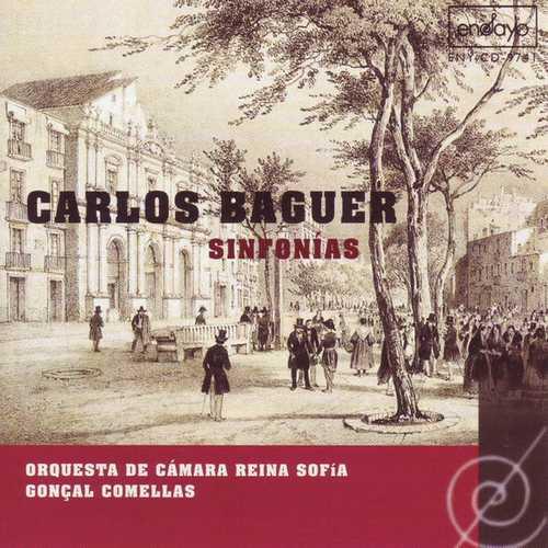 Gonçal Comellas: Carlos Baguer - Sinfonías (FLAC)