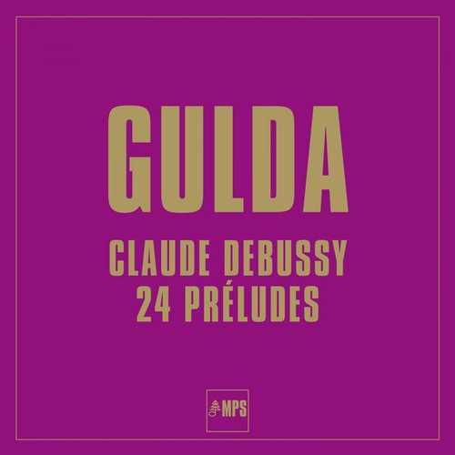 Friedrich Gulda: Debussy - 24 Préludes (24/44 FLAC)