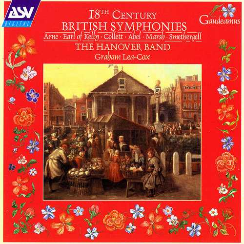 Hanover Band - 18th Century British Symphonies (FLAC)