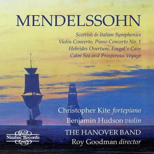 Goodman: Mendelssohn - Scottish & Italian Symphonies (FLAC)