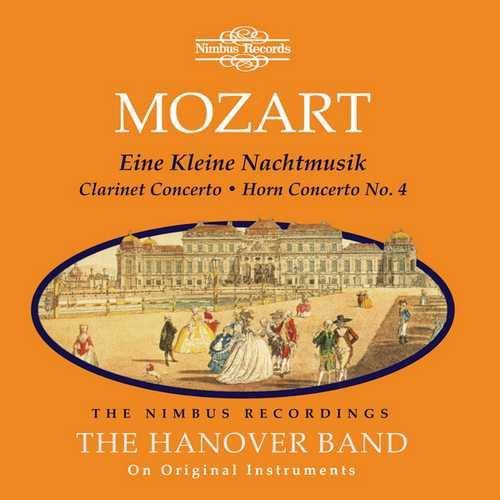 Goodman, Hanover Band: Mozart - Eine Kleine Nachtmusik (FLAC)