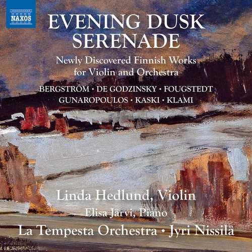 Hedlund, Järvi, Nissilä: Evening Dusk Serenade (24/96 FLAC)