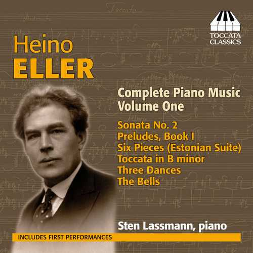 Heino Eller - Complete Piano Music vol.1 (FLAC)