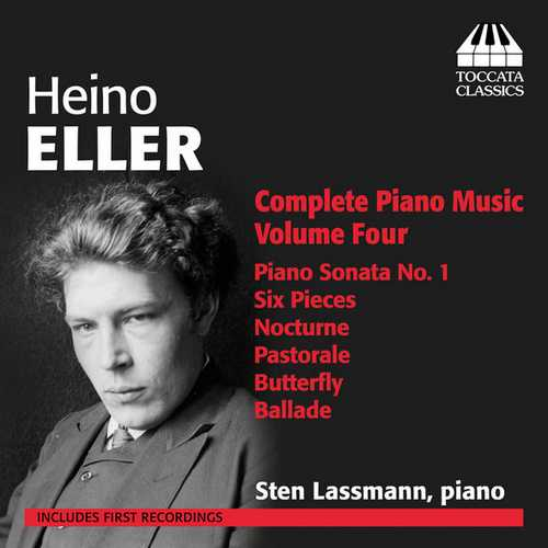 Heino Eller - Complete Piano Music vol.4 (FLAC)