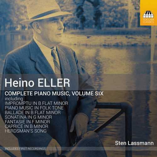 Heino Eller - Complete Piano Music vol.6 (24/96 FLAC)