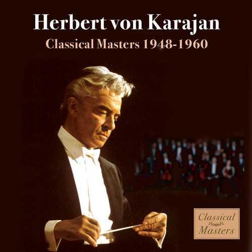 Herbert von Karajan - Classical Masters 1948-1960 (FLAC)