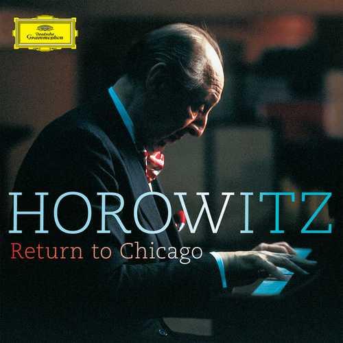 Horowitz. Return to Chicago (24/96 FLAC)
