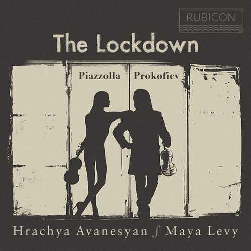 Hrachya Avanesyan, Maya Levy -The Lockdown (24/96 FLAC)