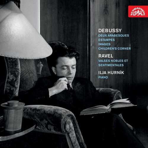 Hurník: Debussy - Deux Arabesques, Estampes, Images, Children´s Corner, Ravel - Valses Nobles et Sentimentales (FLAC)