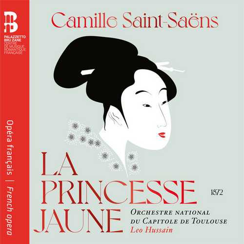 Hussain: Saint-Saëns - La Princesse Jaune (24/96 FLAC)