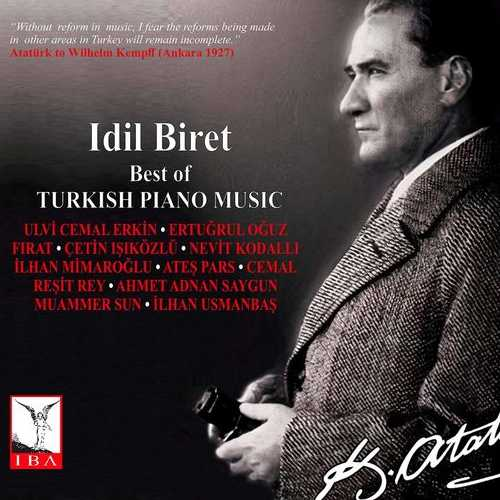 Idil Biret: Best of Turkish Piano Music (FLAC)