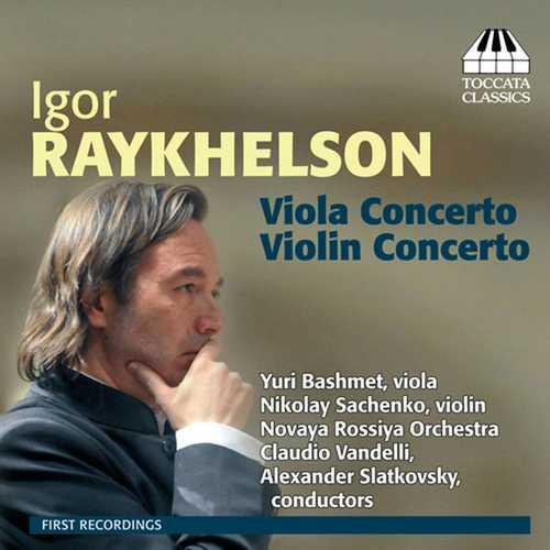 Igor Raykhelson - Viola Concerto & Violin Concerto (FLAC)