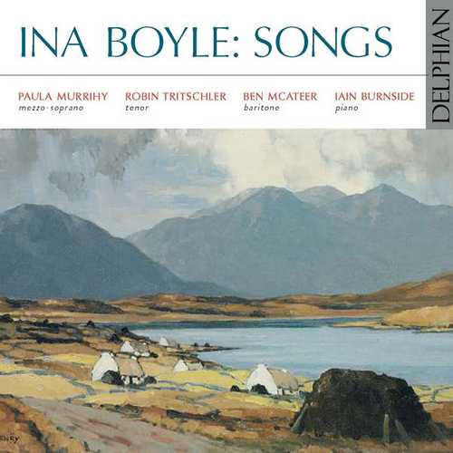 Ina Boyle - Songs (24/96 FLAC)