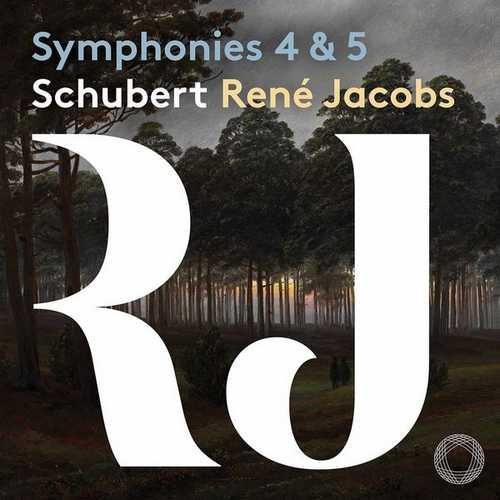 Jacobs: Schubert - Symphonies no.4 & 5 (24/192 FLAC)