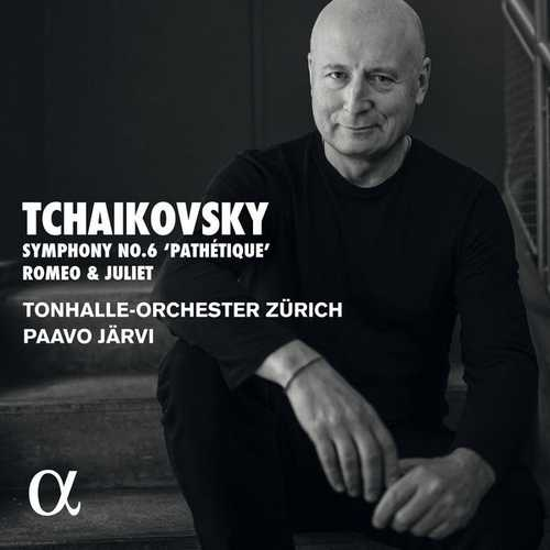 Järvi: Tchaikovsky - Symphonies no.2 & 4 (24/96 FLAC)