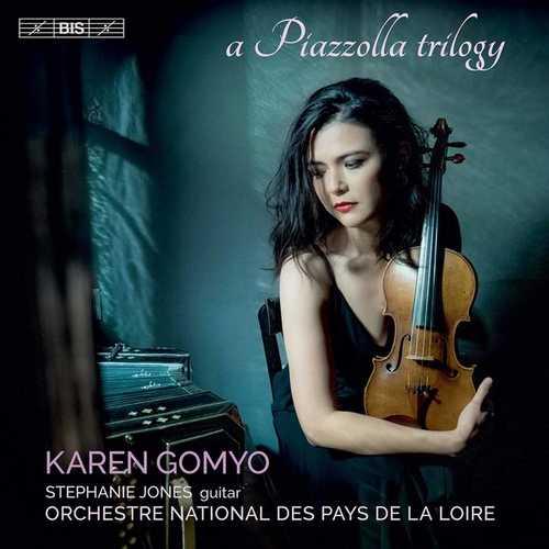 Karen Gomyo - A Piazzolla Trilogy (24/96 FLAC)