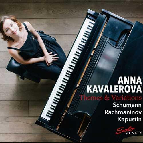 Anna Kavalerova: Themes & Variations - Schumann, Rachmaninov, Kapustin (FLAC)