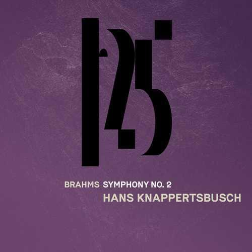 Knappertsbusch: Brahms - Symphony no.2 (24/96 FLAC)