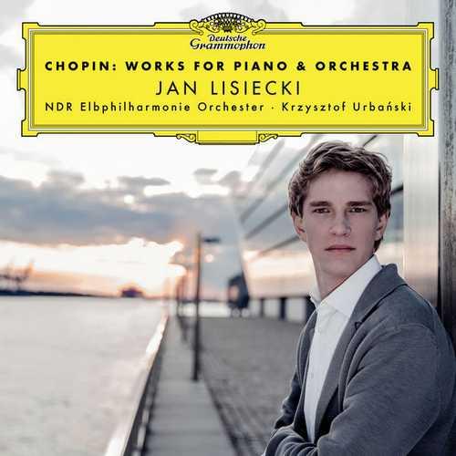 Lisiecki, Urbański: Chopin - Works For Piano & Orchestra (24/96 FLAC)