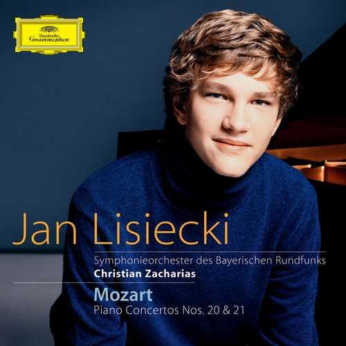 Lisiecki: Mozart - Piano Concertos no.20 & 21 (24/96 FLAC)