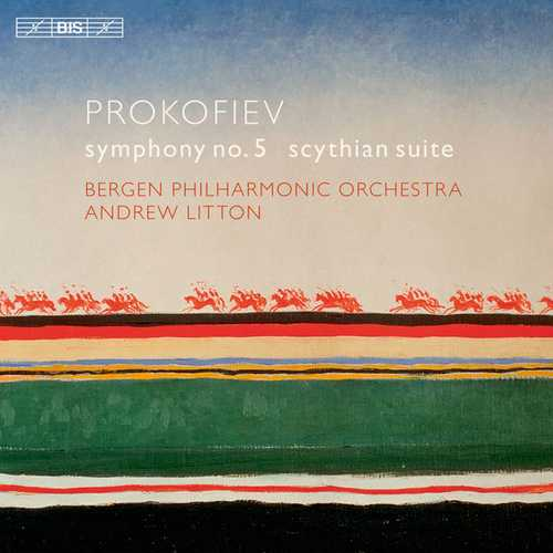 Litton: Prokofiev - Symphony no.5, Scythian Suite (24/96 FLAC)