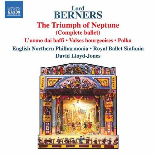 Lloyd-Jones; Lord Berners - The Triumph of Neptune (FLAC)