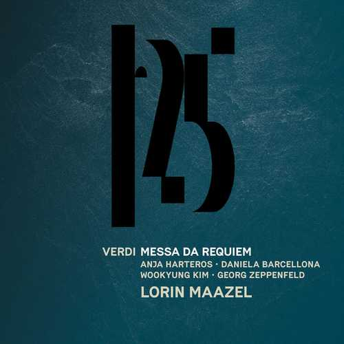 Maazel: Verdi - Messa da Requiem (24/48 FLAC)