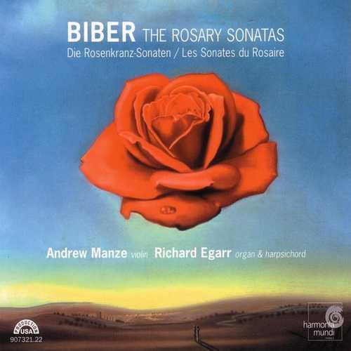 Manze: Biber - The Rosary Sonatas (FLAC)