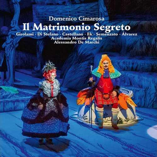 Marchi: Cimarosa - Il Matrimonio Segreto (FLAC)