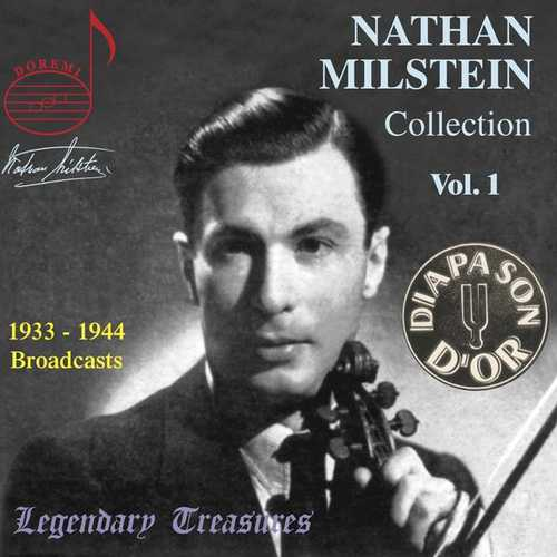 Nathan Milstein Collection vol.1 (FLAC)