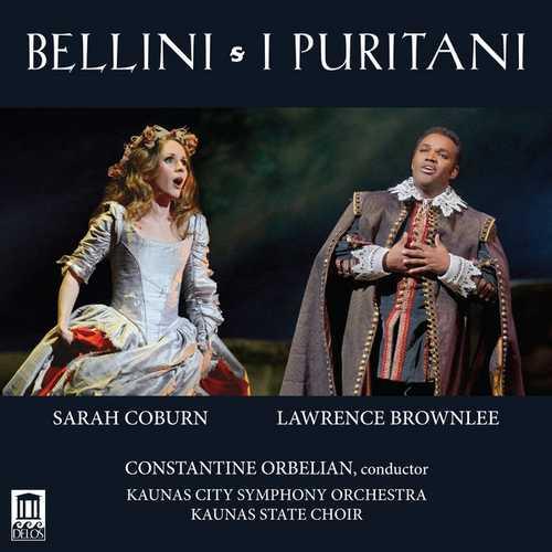 Coburn, Brownlee, Orbelian: Bellini - I Puritani (24/96 FLAC)