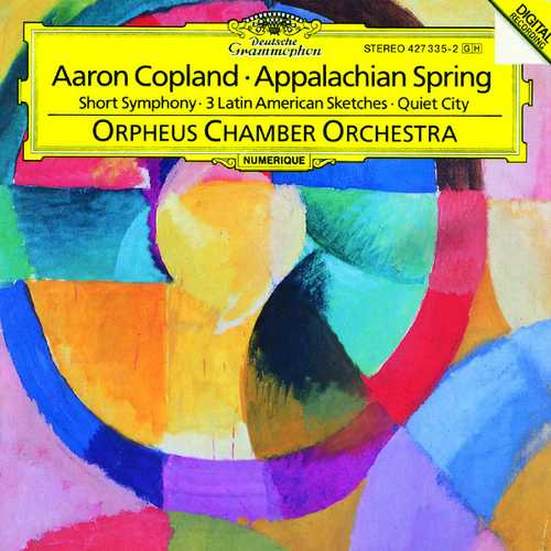 Orpheus Chamber Orchestra: Copland - Appalachian Spring (FLAC)