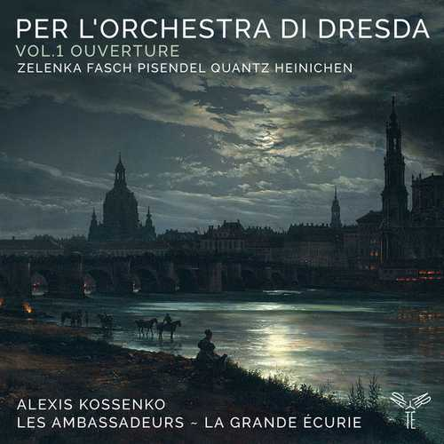 Per l'Orchestra di Dresda vol.1 (24/96 FLAC)