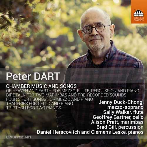 Peter Dart - Chamber Music and Songs (24/44 FLAC)