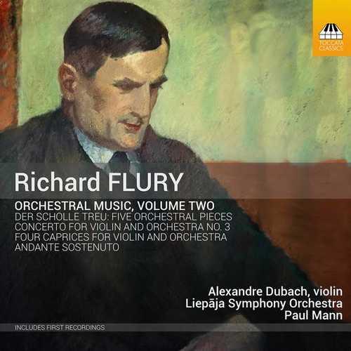 Richard Flury - Orchestral Music vol.2 (24/96 FLAC)