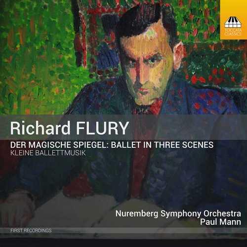 Richard Flury - The Magic Mirror, Little Ballet Music (24/96 FLAC)