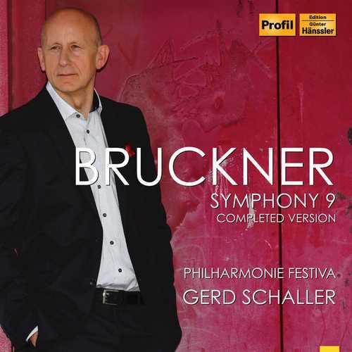 Schaller: Bruckner - Symphony no.9. Completed Version (FLAC)
