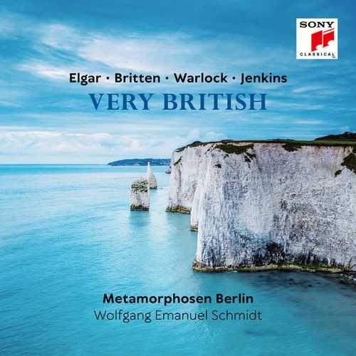 Schmidt: Elgar, Britten, Warlock, Jenkins - Very British (24/48 FLAC)