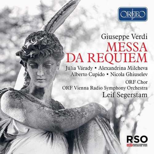 Segerstam: Verdi - Messa Da Requiem (24/48 FLAC)