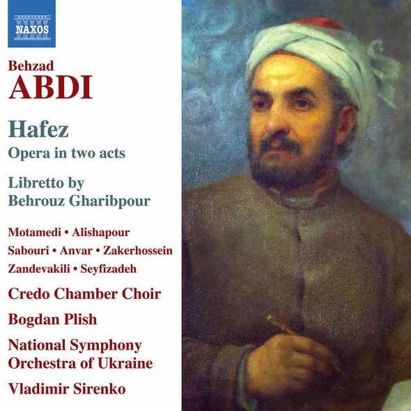 Sirenko: Abdi - Hafez (24/44 FLAC)