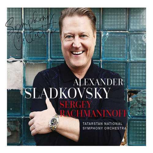 Alexander Sladkovsky: Sergey Rachmaninoff Symphony Collection (FLAC)