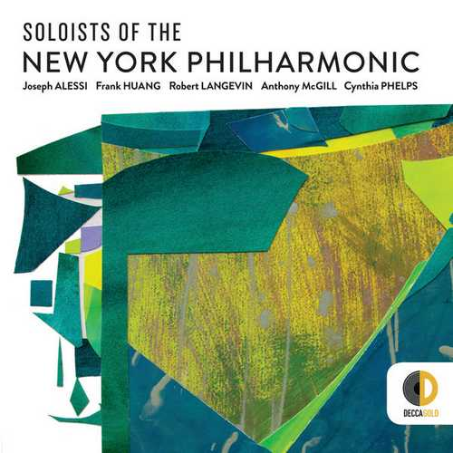 Soloists of the New York Philharmonic (24/96 FLAC)