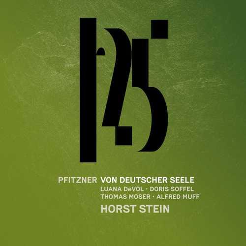 Stein: Pfitzner - Von Deutscher Seele (24/48 FLAC)