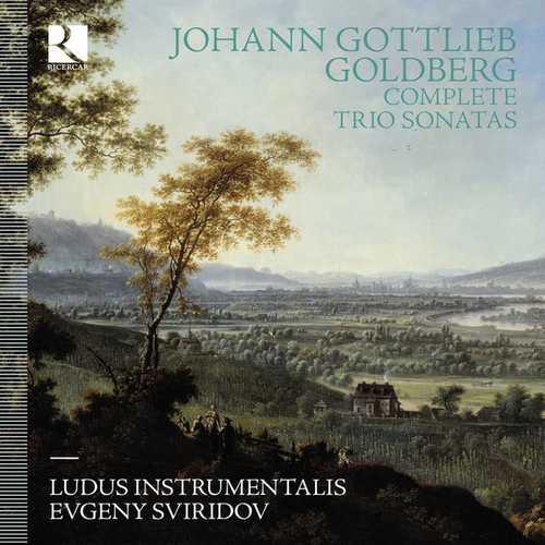 Sviridov: Goldberg - Complete Trio Sonatas (24/48 FLAC)