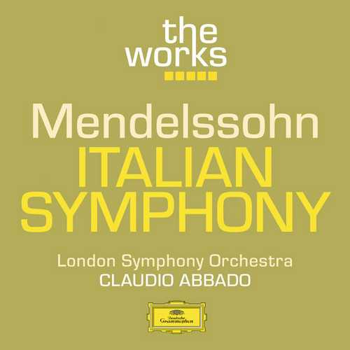 Abbado: Mendelssohn - Italian Symphony (FLAC)